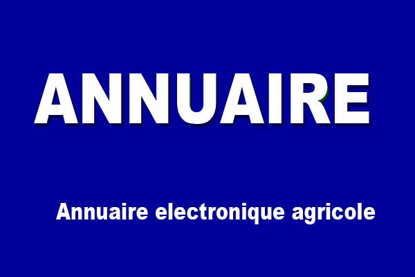 Annuaire agricole